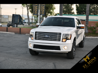 2012 Ford F-150 Harley-Davidson SuperCrew 5.5-ft. Bed 4WD