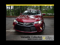 2016 Toyota Camry SE Sports Back Up Camera XM BT Alloys