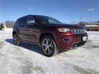 2019 Jeep Grand Cherokee Overland SUV For Sale in Madison, WI