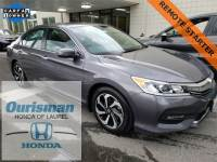Used 2016 Honda Accord EX Sedan in Bowie, MD