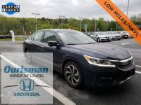 Used 2017 Honda Accord EX-L w/Navi & Honda Sensing Sedan in Bowie, MD