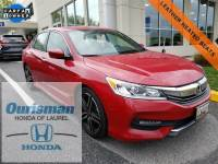Used 2017 Honda Accord Sport SE Sedan in Bowie, MD