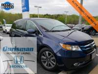 Used 2015 Honda Odyssey Touring Van in Bowie, MD