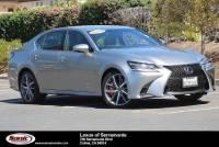 L/Certified 2018 Lexus GS 450h F SPORT