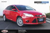 Pre-Owned 2012 Ford Focus 4dr Sdn SEL