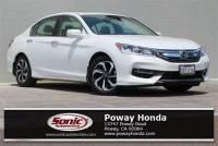 Pre-Owned 2016 Honda Accord Sedan EX CVT PZEV