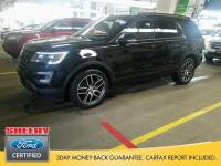 Certified 2016 Ford Explorer Sport SUV V-6 cyl in Richmond, VA