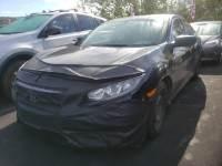 2016 Honda Civic LX Sedan Front-wheel Drive serving Oakland, CA