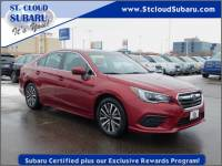 Certified Pre Owned 2018 Subaru Legacy for Sale in St. Cloud near Elk River