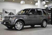 2014 Land Rover LR4 LUX