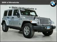 2016 Jeep Wrangler Unlimited 4WD Rubicon V6