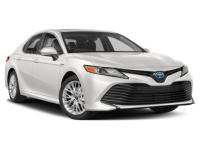 New 2019 Toyota Camry Hybrid LE FWD 4D Sedan