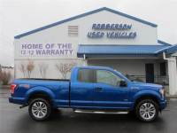 Used 2017 Ford F-150 XL 4x4 SuperCab Styleside 6.5 ft. box 145 in. WB Extended Cab Short Bed Truck For Sale Bend, OR