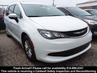 Certified Pre-Owned 2017 Chrysler Pacifica Touring FWD Minivan