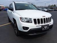 Certified Pre-Owned 2016 Jeep Compass Sport FWD SUV