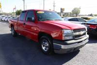 2003 Chevrolet Silverado 1500 Work Truck 4dr Extended Cab Work Truck for sale in Tulsa OK