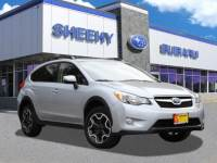 Certified Pre-Owned 2015 Subaru XV Crosstrek 2.0i Limited in Springfield, VA