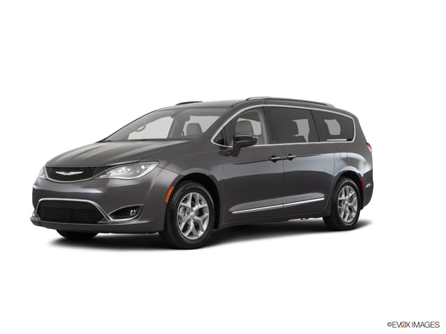 Photo Used 2018 Chrysler Pacifica Touring Plus Mini-Van For Sale  Greenville SC  Serving Spartanburg, Greer, Anderson  Easley