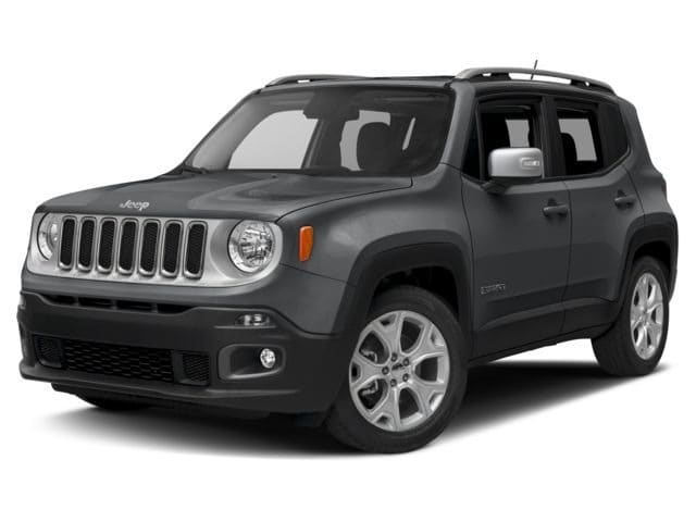 Photo Used 2017 Jeep Renegade Limited SUV For Sale in Bedford, OH