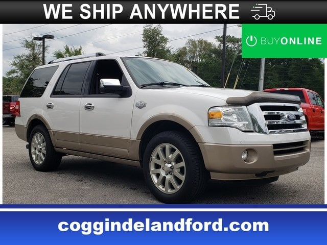 Photo Pre-Owned 2013 Ford Expedition King Ranch 2WD King Ranch in Jacksonville FL