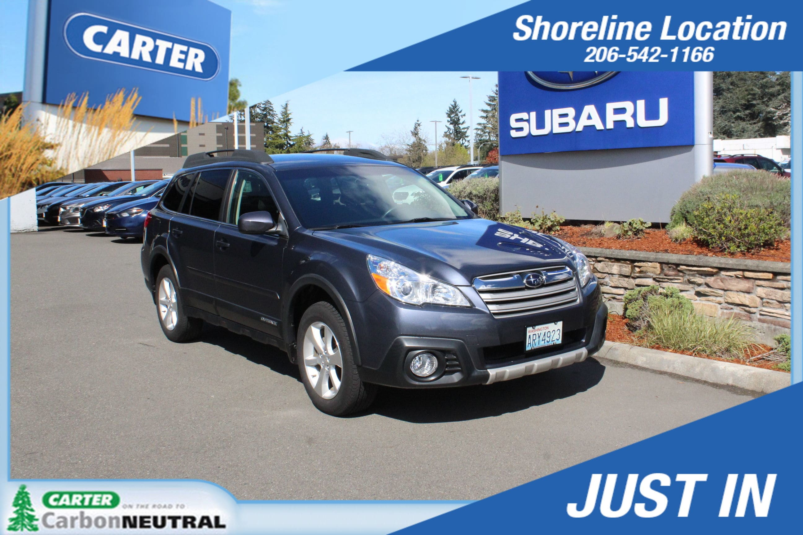 Photo 2014 Subaru Outback 2.5i Limited For Sale in Seattle, WA