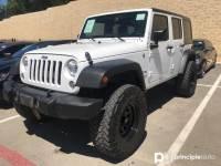 2015 Jeep Wrangler Unlimited Sport SUV in San Antonio