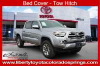 Certified 2017 Toyota Tacoma Limited Limited Double Cab 5 Bed V6 4x4 AT For Sale in Colorado Springs