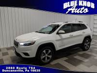 2019 Jeep Cherokee LTD SUV in Duncansville | Serving Altoona, Ebensburg, Huntingdon, and Hollidaysburg PA