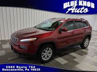 2015 Jeep Cherokee Latitude 4x4 SUV in Duncansville | Serving Altoona, Ebensburg, Huntingdon, and Hollidaysburg PA