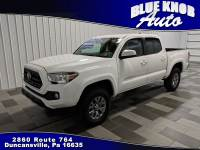 2019 Toyota Tacoma SR5 V6 Truck Double Cab in Duncansville | Serving Altoona, Ebensburg, Huntingdon, and Hollidaysburg PA