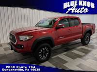 2019 Toyota Tacoma TRD Off Road V6 Truck Double Cab in Duncansville | Serving Altoona, Ebensburg, Huntingdon, and Hollidaysburg PA