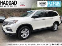 Certified Used 2016 Honda Pilot LX AWD in Pittsfield MA