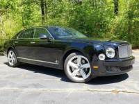 Certified 2016 Bentley Mulsanne Speed Sedan in Atlanta GA