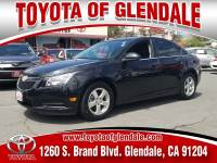 Used 2014 Chevrolet Cruze, Glendale, CA, Toyota of Glendale Serving Los Angeles