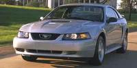 Pre-Owned 2002 Ford Mustang Base RWD 2dr Car