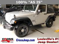 PRE-OWNED 2010 JEEP WRANGLER SPORT 4WD