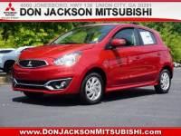 Used 2018 Mitsubishi Mirage SE Hatchback Front-wheel Drive Near Atlanta, GA