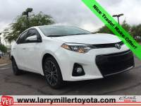 Certified 2016 Toyota Corolla For Sale | Peoria AZ | Call 602-910-4763 on Stock #P32017A
