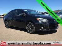Used 2015 Toyota Corolla For Sale | Peoria AZ | Call 602-910-4763 on Stock #90410A