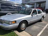 Used 1997 Lincoln Town Car Signature Sedan in Bowie, MD