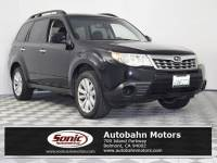 Pre-Owned 2012 Subaru Forester 2.5X Premium Automatic