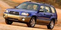 Used 2004 Subaru Forester 2.5X For Sale in Danbury CT