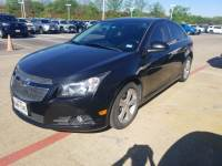 2014 Chevrolet Cruze 2LT Leather, Sunroof & Alloy Wheels Sedan Front-wheel Drive 4-door