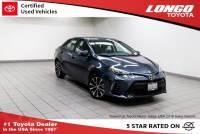 Certified Used 2017 Toyota Corolla SE CVT in El Monte