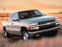 1999 Chevrolet Silverado 1500 Truck Extended Cab 4x4