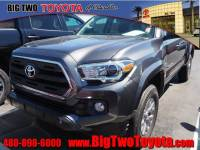Certified Pre Owned 2017 Toyota Tacoma SR5 V6 4x2 SR5 V6 Double Cab 5.0 ft SB for Sale in Chandler and Phoenix Metro Area