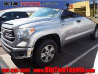 Certified Pre Owned 2015 Toyota Tundra SR5 4x2 SR5 CrewMax Cab Pickup SB (5.7L V8) for Sale in Chandler and Phoenix Metro Area