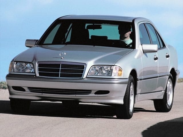 Photo Used 2000 Mercedes-Benz C-Class Base in Gaithersburg