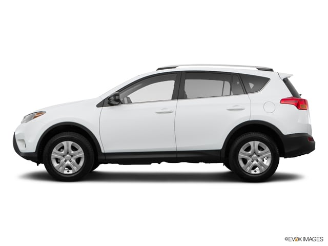 Photo Used 2015 Toyota RAV4 LE SUV 4-Cylinder DOHC Dual VVT-i for Sale in Crosby near Houston
