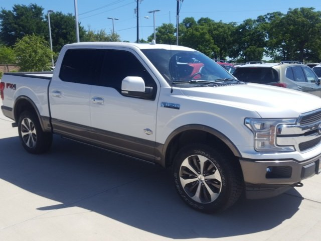 Photo Used 2018 Ford F-150 King Ranch For Sale Grapevine, TX